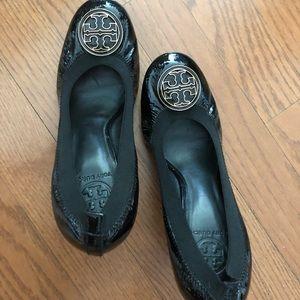 Tory Burch Mini Heels- size 8.5
